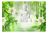 Wallpaper - Buddha and nature