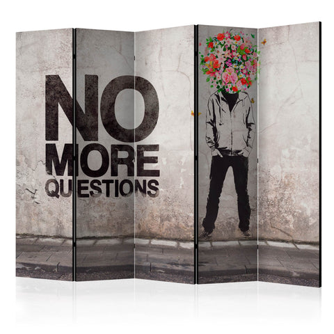 Room Divider - No more questions II [Room Dividers]