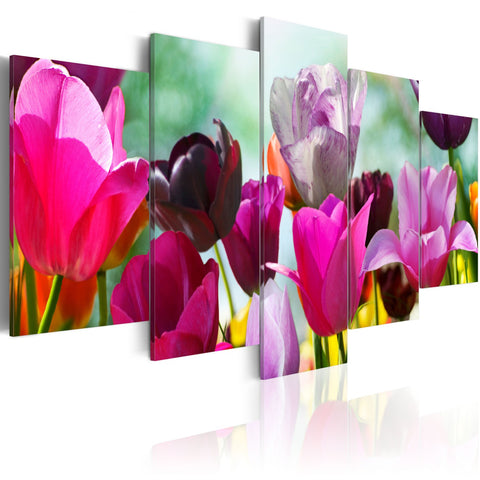Canvas Print - Pink fun