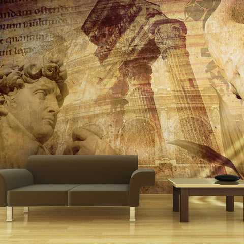 Wallpaper - Greek collage