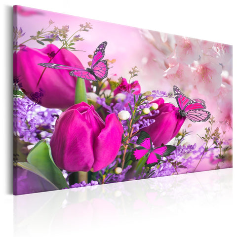 Canvas Print - Spring Explosion