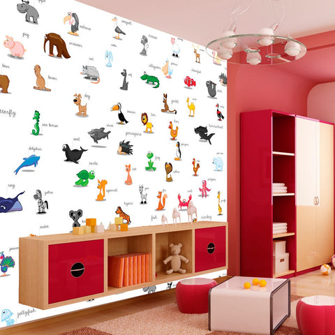Wallpaper - animals (for children)