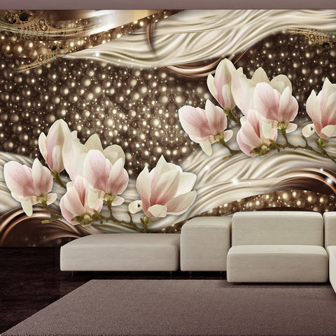 Wallpaper - Pearls and Magnolias