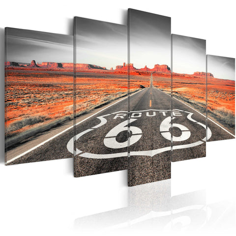 Canvas Print - Mother Road