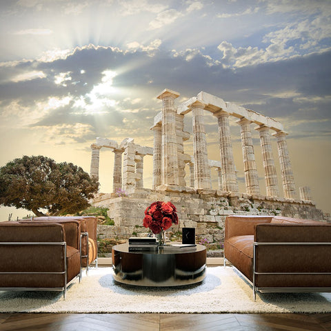 Wallpaper - The Acropolis, Greece