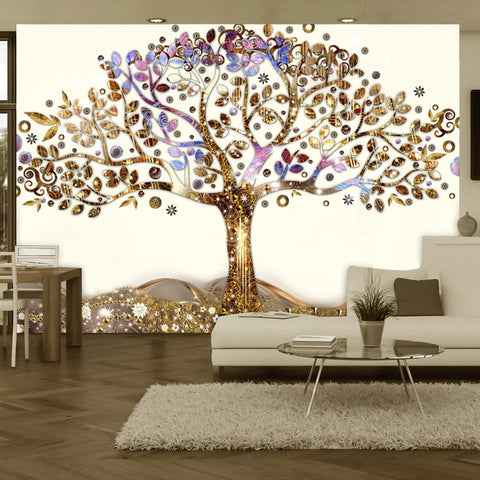 Wallpaper - Golden Tree