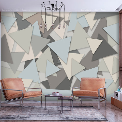 Wallpaper - Geometric Puzzle