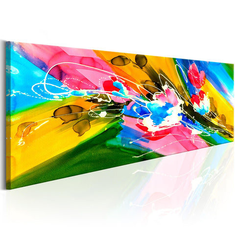 Canvas Print - Emotion of Summer