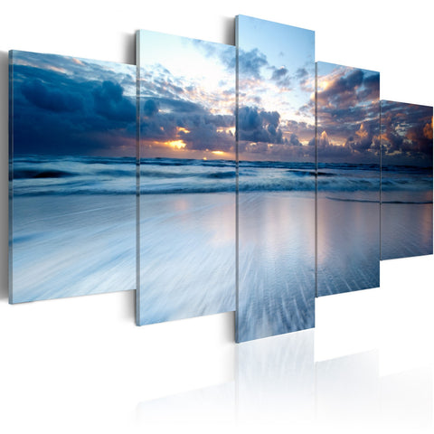 Canvas Print - Endless water