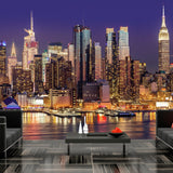 Wallpaper - NYC: Night City