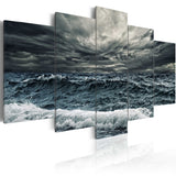 Canvas Print - A storm is coming