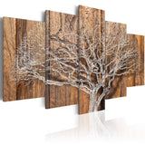 Canvas Print - Tree Chronicle