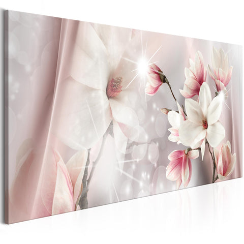 Canvas Print - Magnolia Reflection (1 Part) Narrow