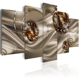 Canvas Print - Enchanted Bronze