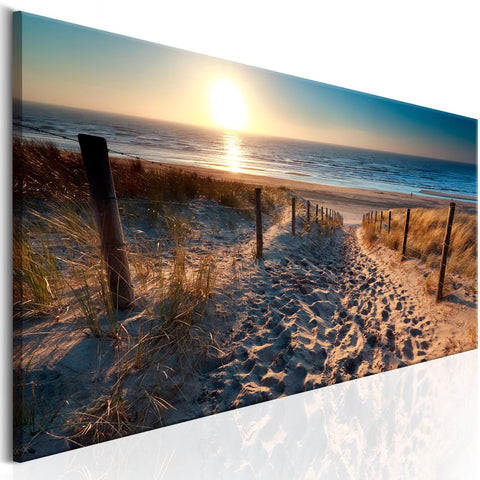 Canvas Print - Sunset Path