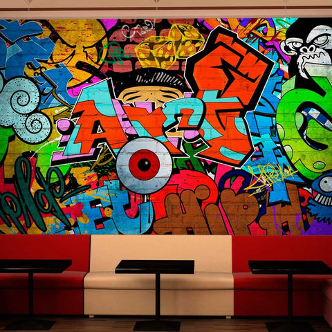 Wallpaper - Graffiti art