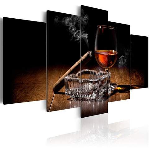 Canvas Print - Male Luxury