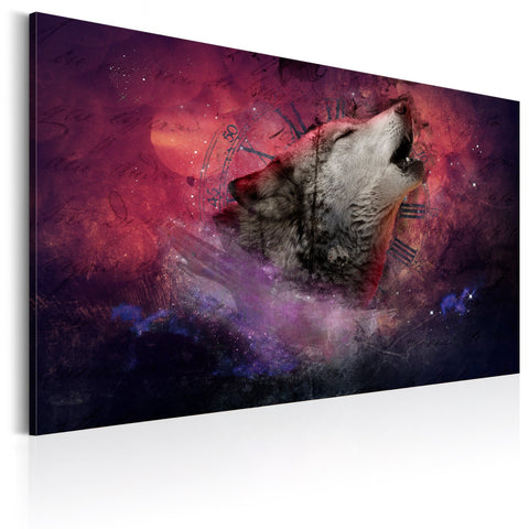 Canvas Print - Time of Wolves