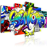 Canvas Print - Youth World
