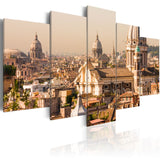 Canvas Print - Rome, The Eternal City