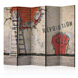 Room Divider - The invisible hand of the revolution II [Room Dividers]