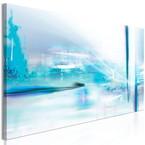 Canvas Print - Ice Queen (1 Part) Narrow