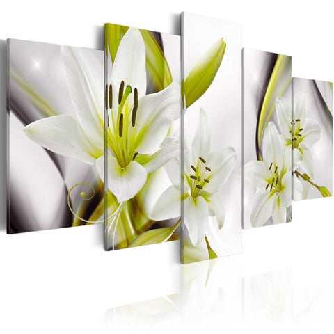Canvas Print - Royal Flower