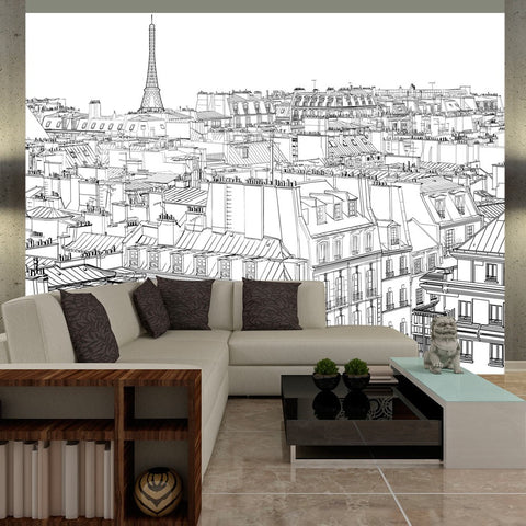 Wallpaper - Parisian's sketchbook