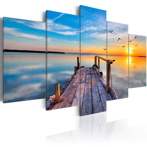 Canvas Print - Lake of Memories