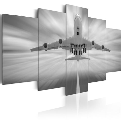 Canvas Print - Aircraft