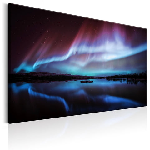 Canvas Print - Night Light
