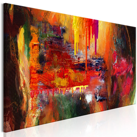 Canvas Print - Hell (1 Part) Narrow