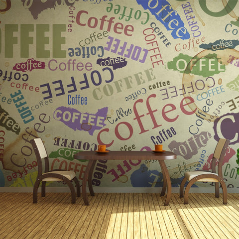 Wallpaper - The fragrance of coffee