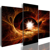 Canvas Print - The centre of the Universe