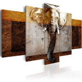 Canvas Print - Strength of Africa