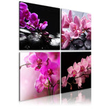 Canvas Print - Orchids more beautiful than ever
