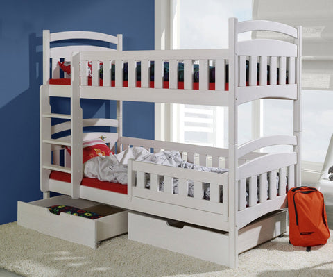 DOMINIC II - Perfect bunk bed for your loved ones - Wardrobe-Bunk-Bed-Sofa