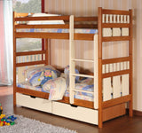 OLIVER - Just imagine smile of your loved ones because of this bunk bed - Wardrobe-Bunk-Bed-Sofa - 1