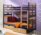 AUGUSTINE II - Original fusion of classic and modern design - Wardrobe-Bunk-Bed-Sofa - 1