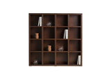 ARYA A6 - Modern Bookshelf with 16 Shelves Classy Design >140cm<