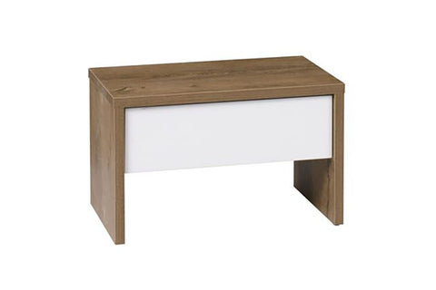 CALLIE - Small Square Table with Modern Design. Suitable for both the living room and the bedroom >52x32cm<