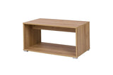ANGELA - Modern Table with a Shelf. Suitable for every room >92x51cm<
