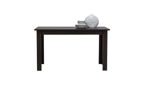 WALTZ II - Modern Table with a Shelf and Lovely Design. Suitable for every room. >138x80cm<
