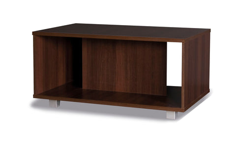 RUSSEL I - Modern Table with a Shelf. Suitable for every room >100x60cm<