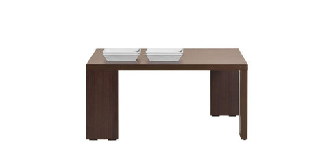 ARYA - Square Table with Modern Design. Suitable for every room >91X91cm<