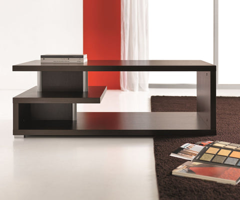 ALISSA - Modern Table with Unconventional Design. Suitable for every room. >128x68cm<