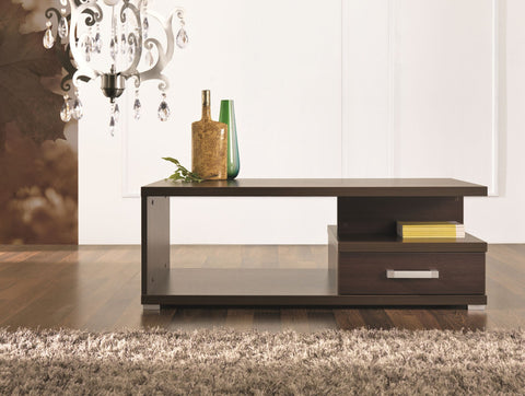 MONA - Functional Table with a Drawer and a Shelf. Suitable for every room. >128x68cm<