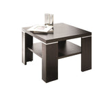 SQUARE - Modern Table with Classy Design. Suitable for every room >60x60cm<