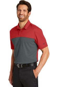 Nike Golf Dri-FIT Colorblock Micro Pique Polo (881655) - Heim Middle