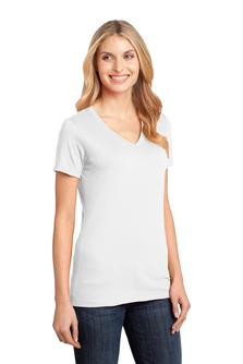 Ladies Perfect Weight VNeck Tee (DM1170L) - Heim Elementary
